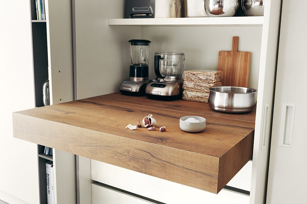idee salvaspazio per la cucina casafacile