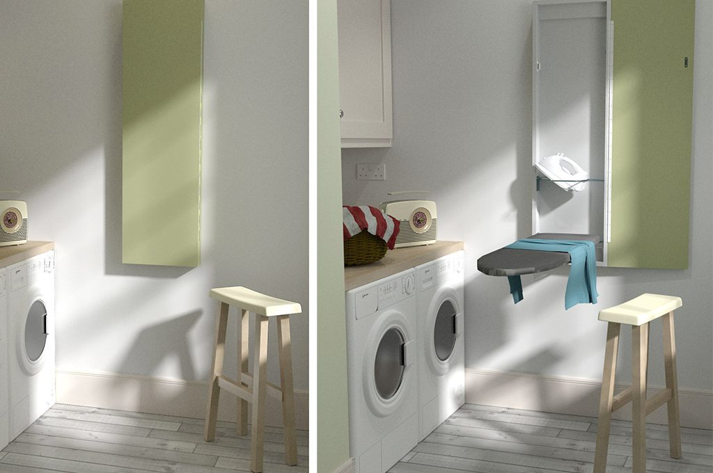 Soluzioni salvaspazio per piccoli bagni casafacile for 2 piani letto 2 bagni