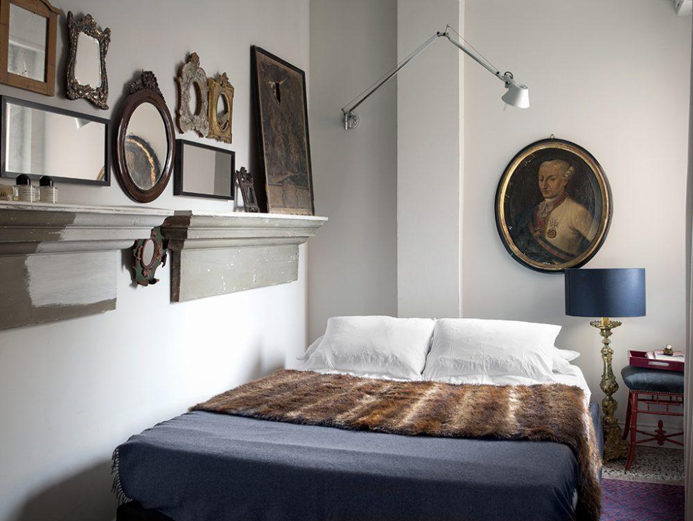 Un appartamento in stile classico ed elegante