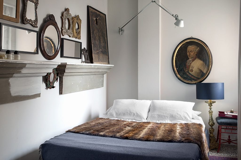 Un in stile classico ed elegante with case arredate stile for Case arredate con gusto