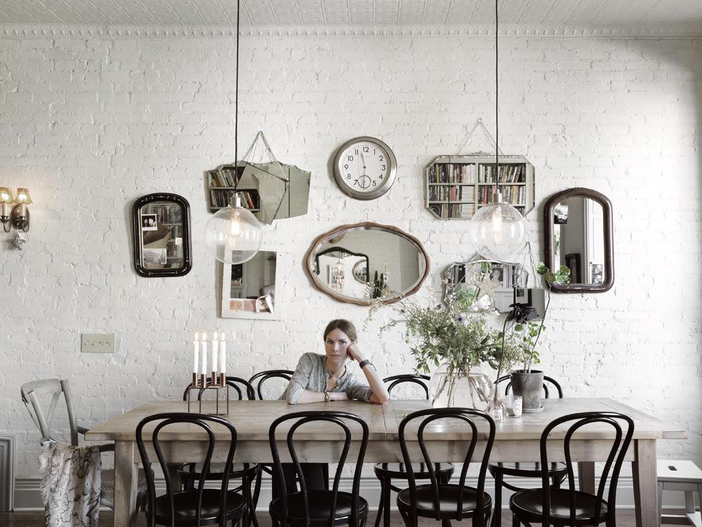 Una casa a new york in stile vintage casafacile - Stile vintage casa ...