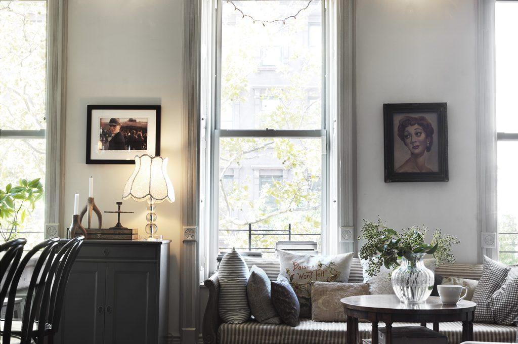 Una casa a new york in stile vintage casafacile for Piani casa in stile key west