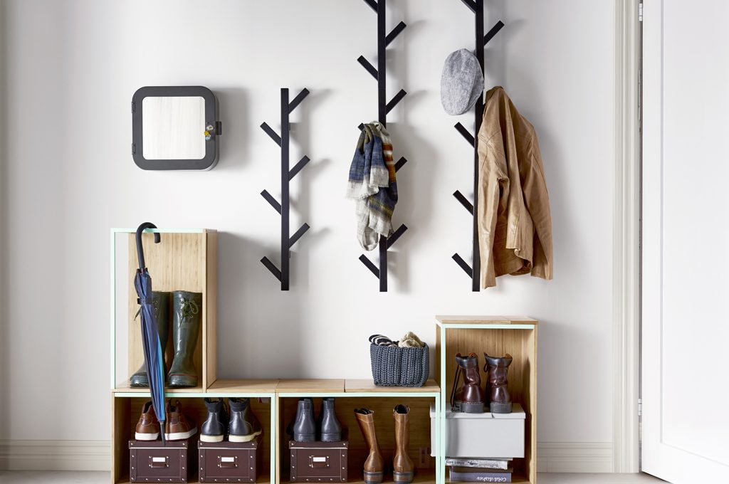 15 attaccapanni di design perfetti per ogni stanza casafacile - Appendiabiti da bagno ...