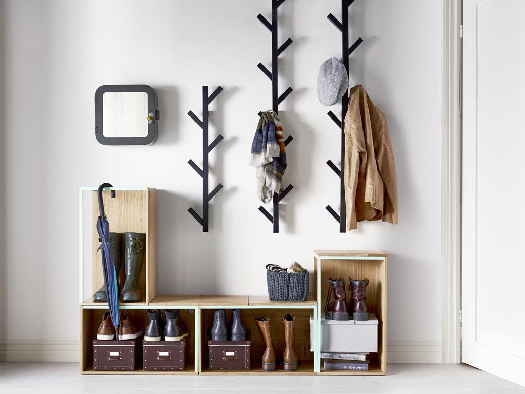 15 attaccapanni di design perfetti per ogni stanza - CASAfacile