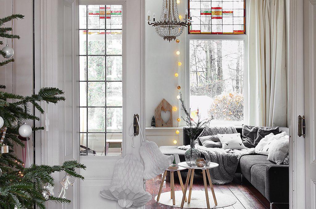 Addobbi Natalizi Stile Nordico.Decorazioni Di Natale E Stile Nordico Casafacile