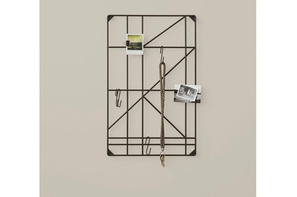 Fare ordine 8 portaoggetti da parete casafacile - Portaoggetti da parete ...