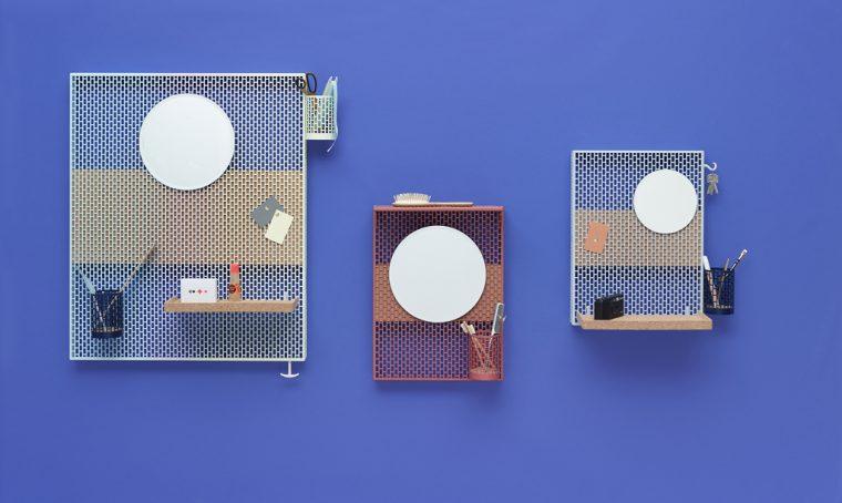Fare ordine: 8 portaoggetti da parete