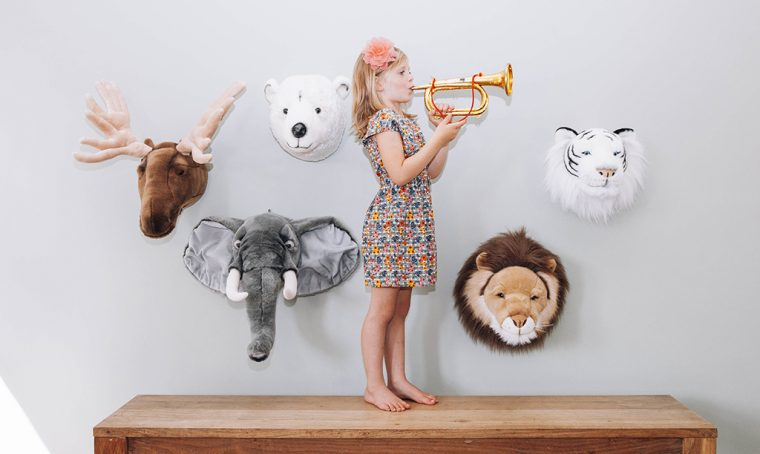 Tendenze décor: 14 eco-trofei da parete