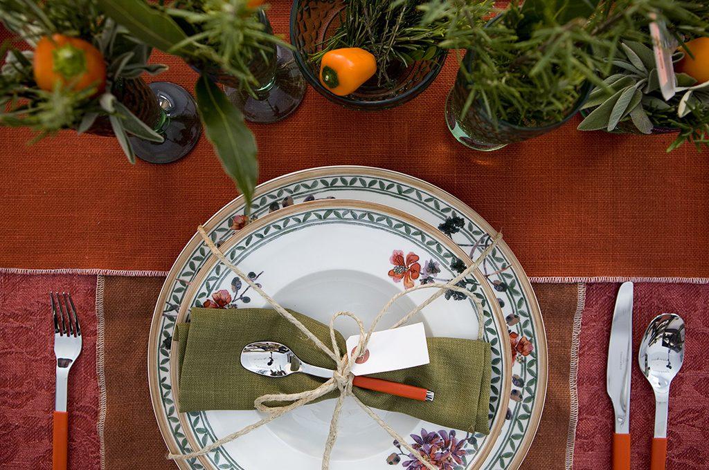 Idee Arredo Cucina Soggiorno : Idee segnaposto per la tavola di natale casafacile