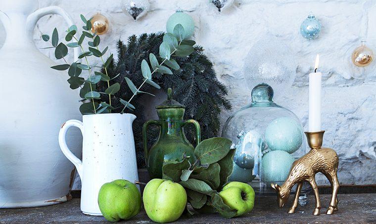Decorare con il verde a Natale