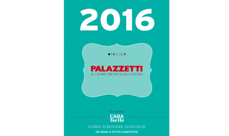 Il calendario Palazzetti: per un anno di creatività!