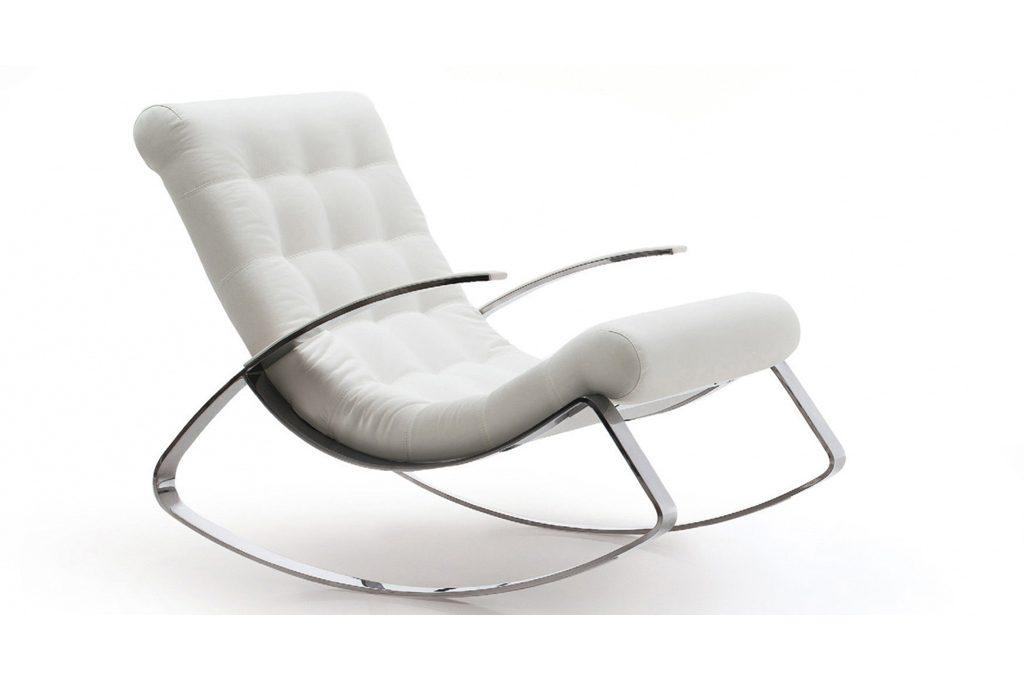 20 sedie a dondolo per coccolarti - CASAfacile