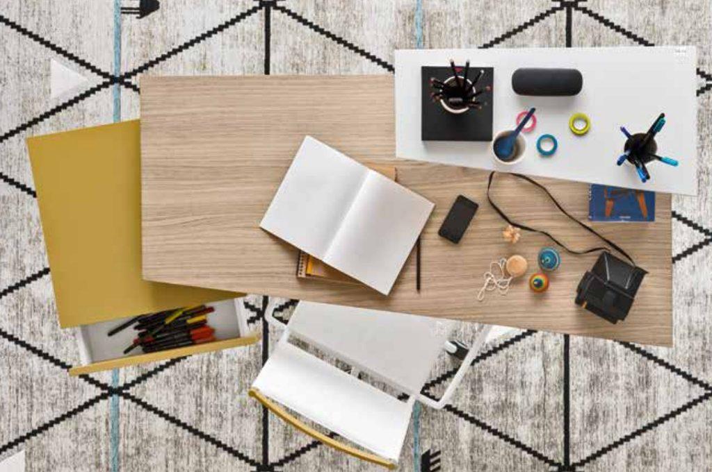 10 idee per l 39 ufficio in casa casafacile for Ammobiliare casa