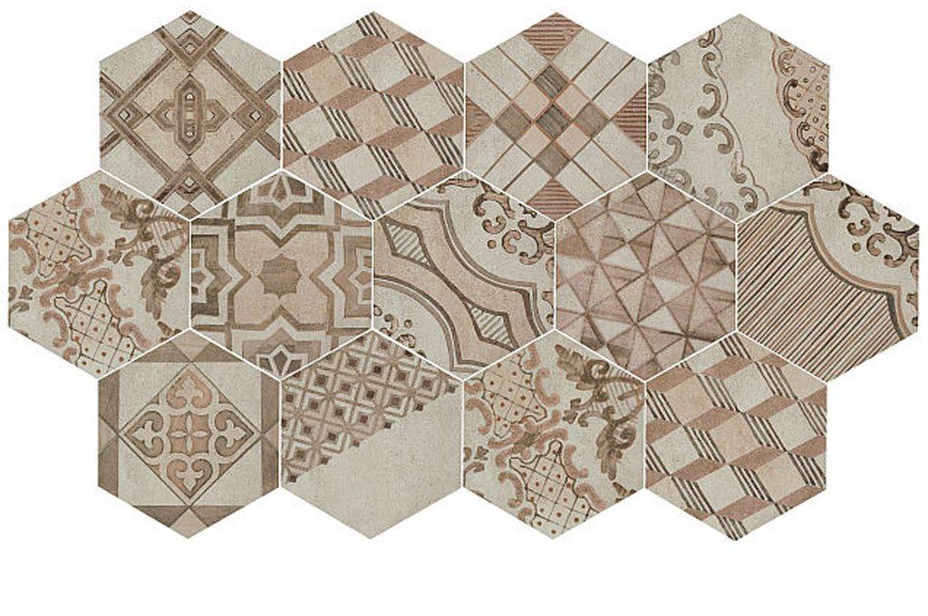 Cementine le piastrelle di una volta tornano di gran moda - Piastrelle bianche 30x30 ...
