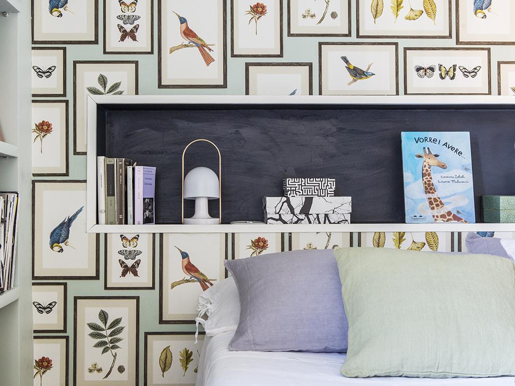 10 idee per la testiera del letto casafacile for Disegni per la casa degli artigiani
