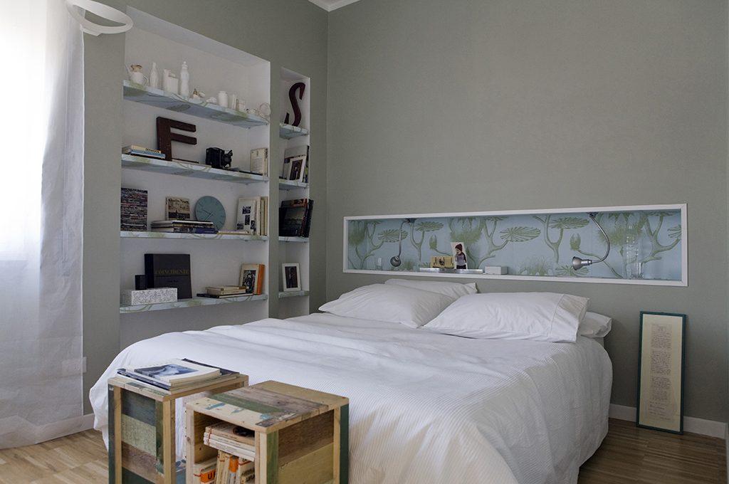 Boiserie In Gesso Camera Da Letto : Idee per la testiera del letto casafacile