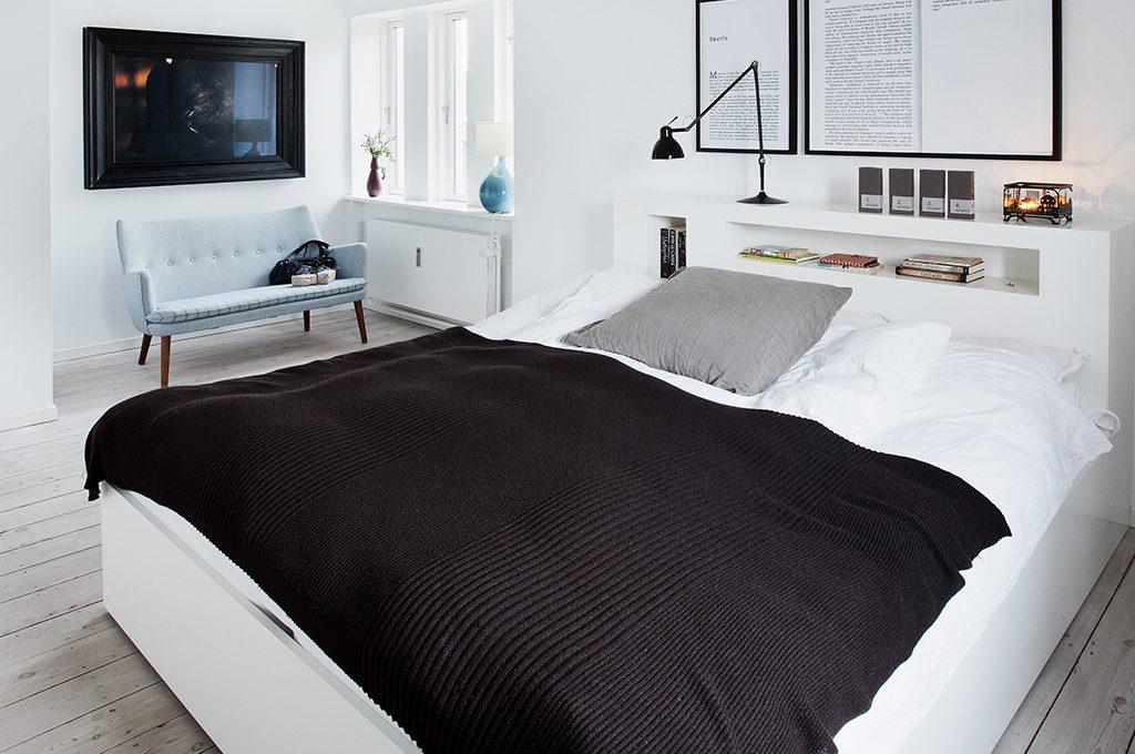 10 idee per la testiera del letto casafacile - Creare testata letto ...