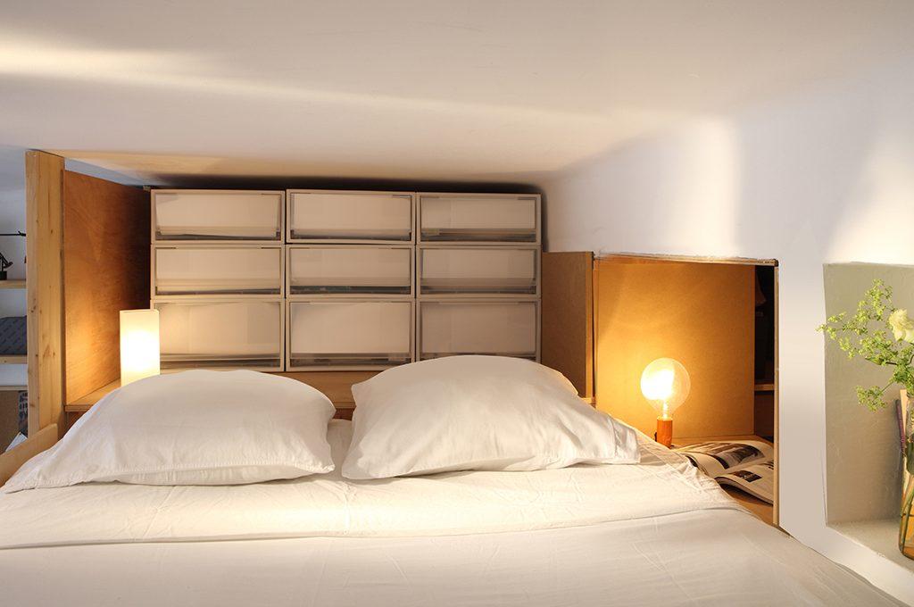 Testata Del Letto In Cartongesso : Idee per la testiera del letto casafacile