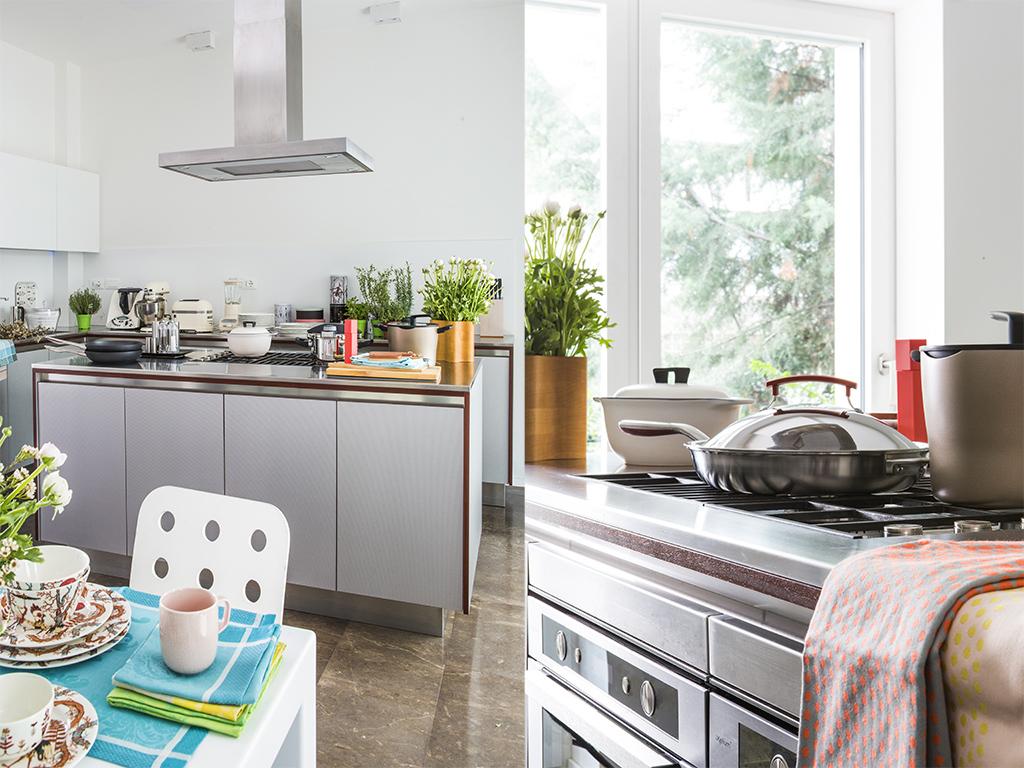 Mettere su casa gli utensili indispensabili in cucina - Utensili casa ...