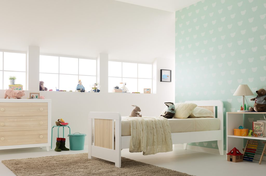 Toni pastello 12 idee per la cameretta casafacile for Tavole colori per pareti