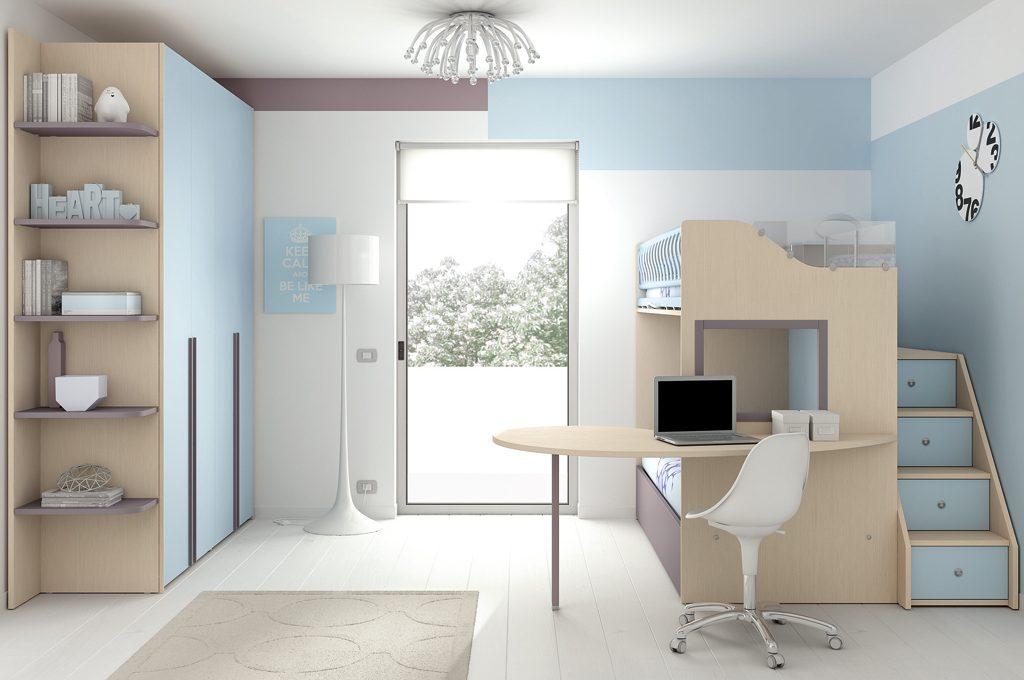 Idee Per Dipingere Cameretta : Toni pastello idee per la cameretta casafacile