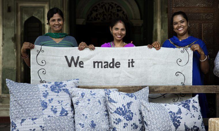 Ikea e le donne indiane: quando il business fa bene