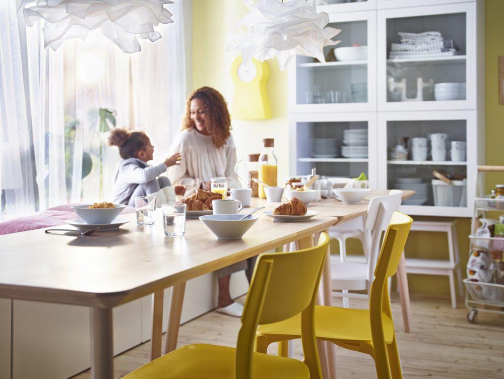 Colore in cucina: 15 accessori in giallo!