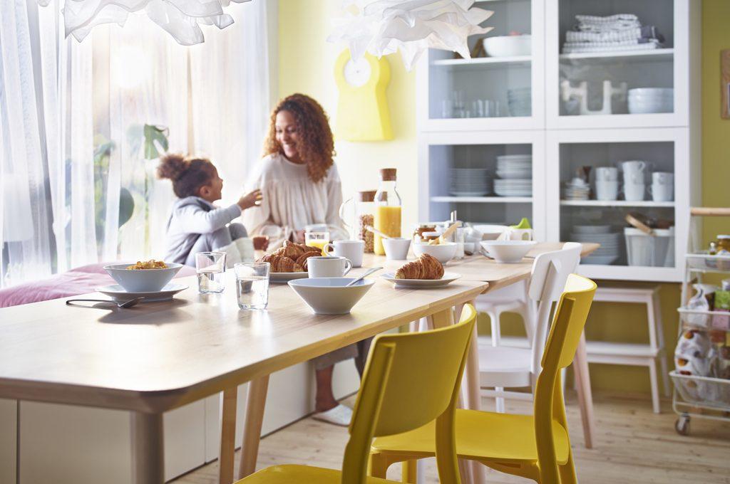 Colore in cucina 15 accessori in giallo!