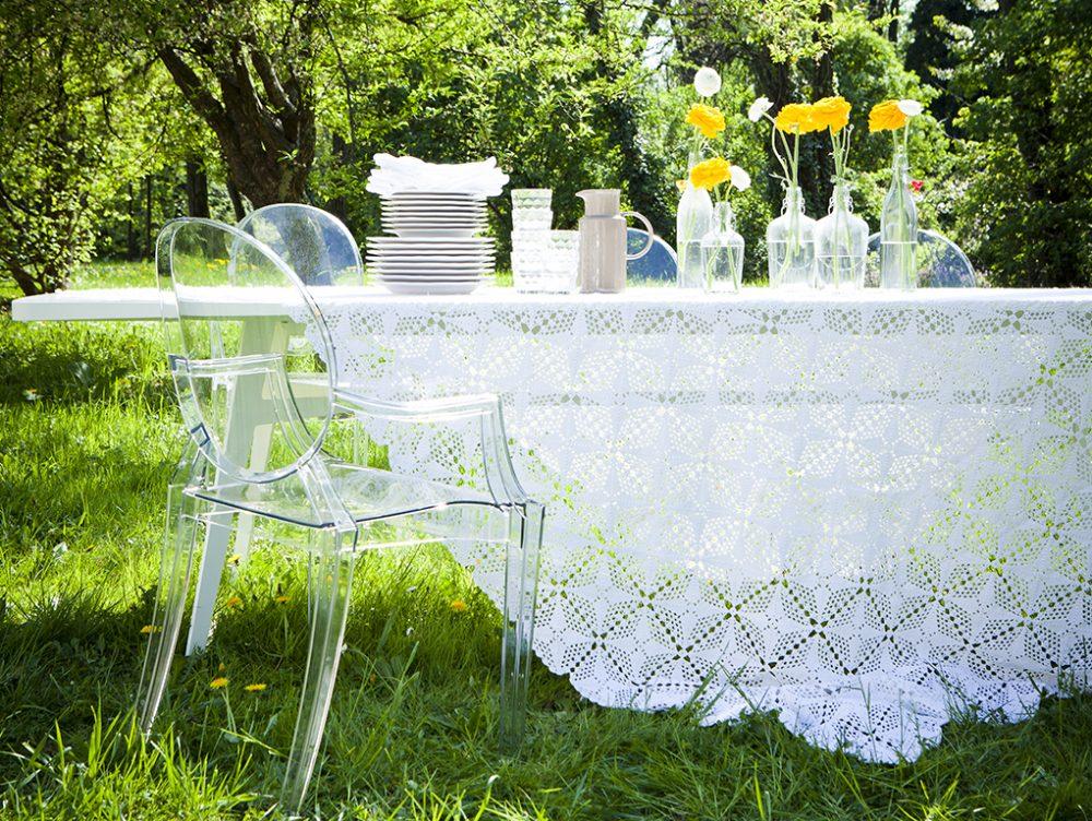 Come sistemare i fiori sul tavolo