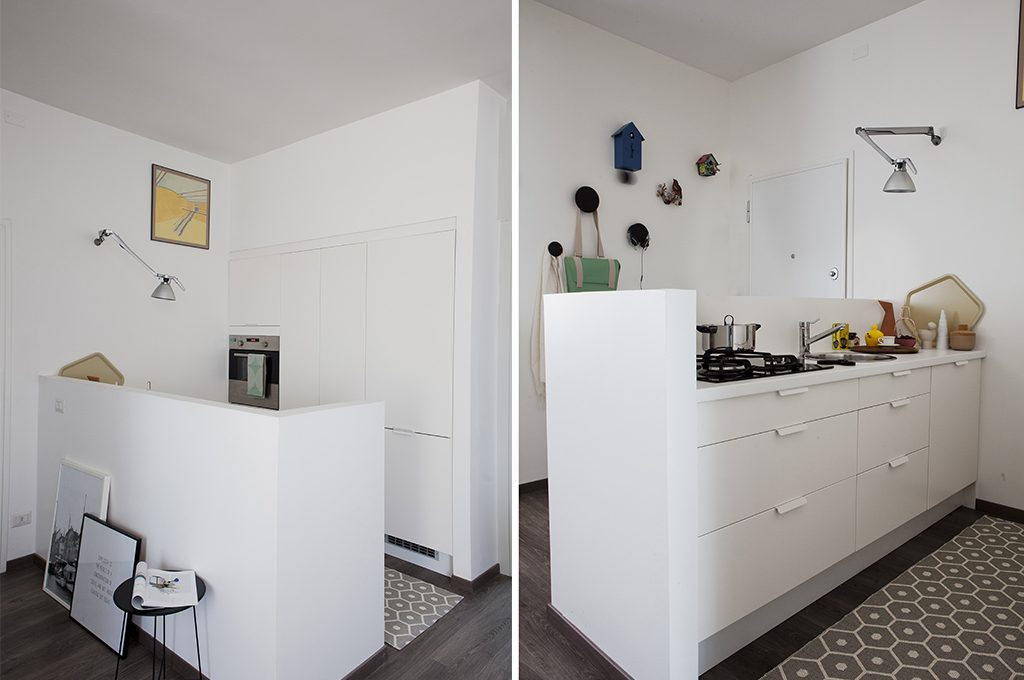 Top Open space: come dividere cucina e soggiorno - CASAfacile QI87