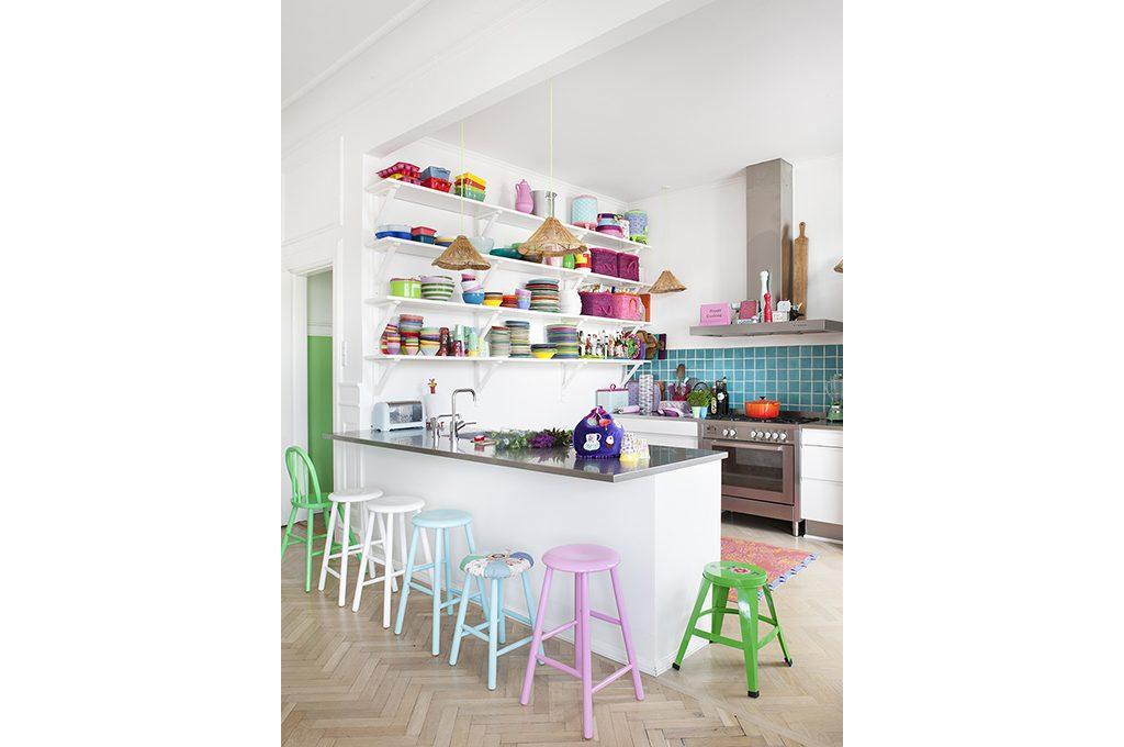 open space: come dividere cucina e soggiorno - casafacile - Soluzioni Per Dividere Cucina Soggiorno