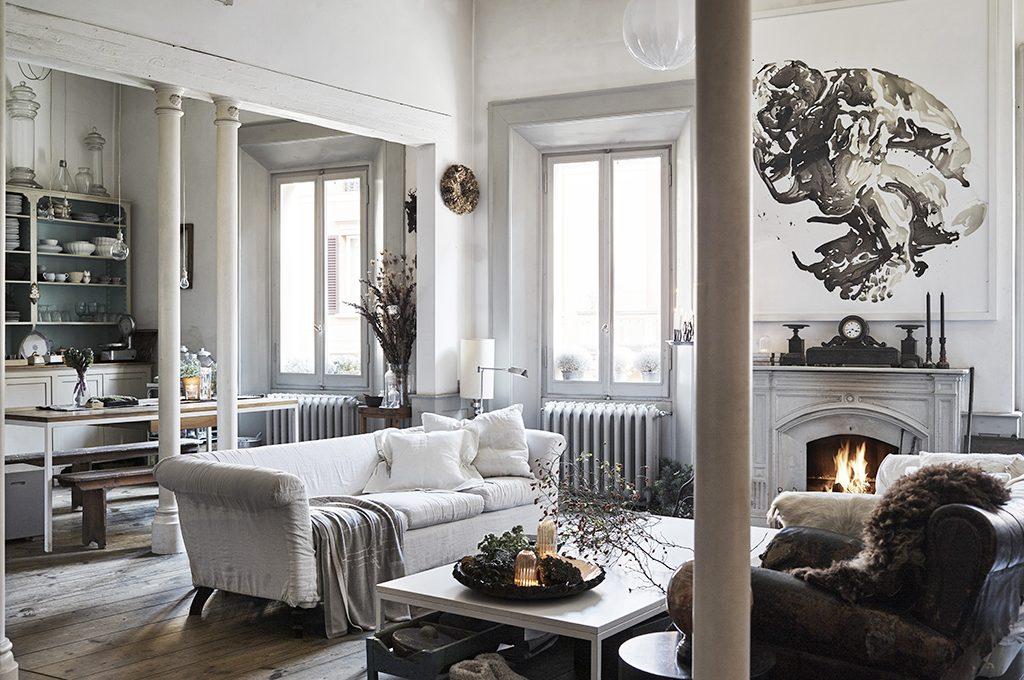 Open space come dividere cucina e soggiorno casafacile for Cucina soggiorno 15 mq