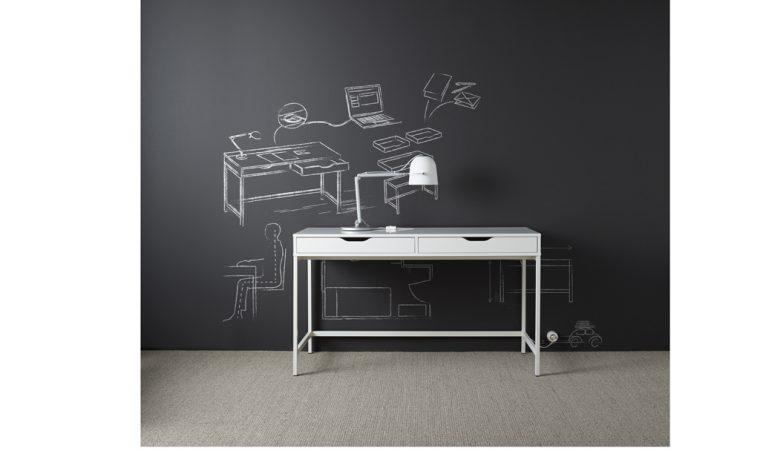13 scrivanie per l'angolo studio