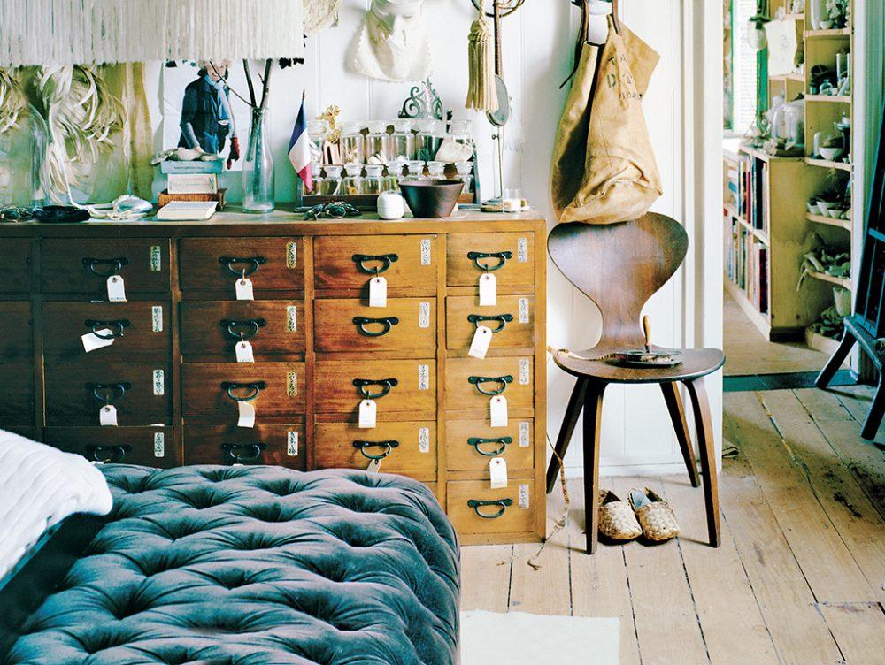 20 idee per scegliere cassetti e cassettiere