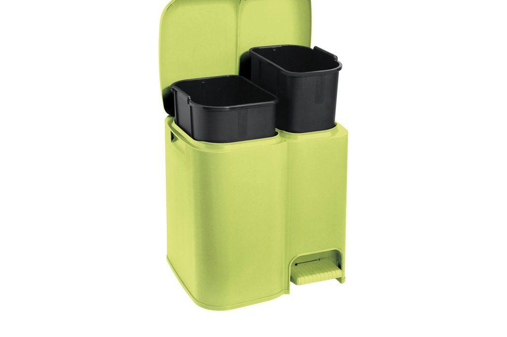 Leroy Merlin Contenitori Di Plastica.Pattumiere Belle E Utili Per La Raccolta Differenziata Casafacile