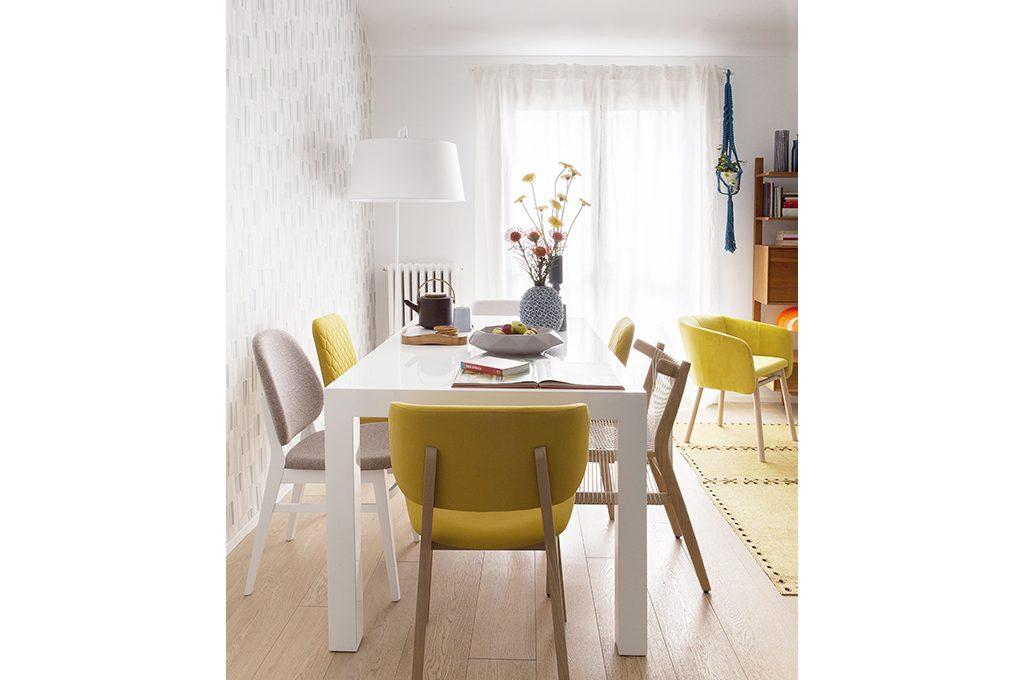 Un trilocale in stile nordico per la famiglia che cresce casafacile