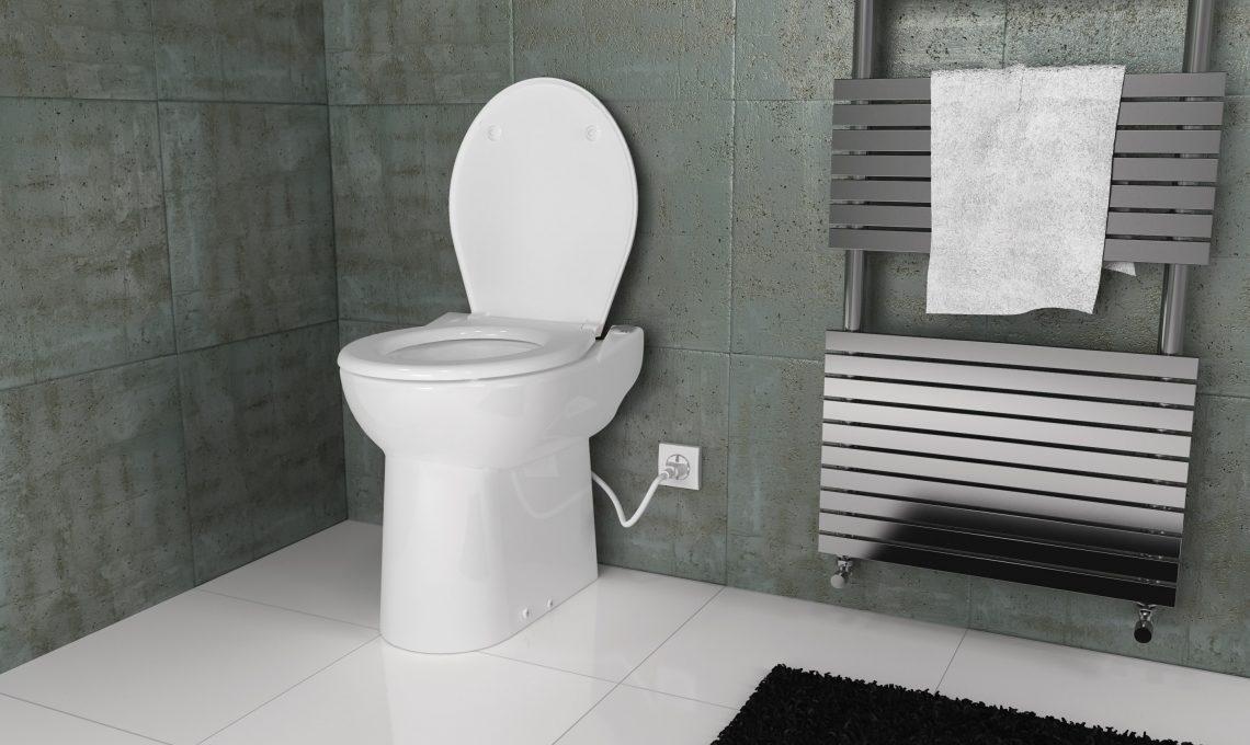 Sanicompact di Sanitrit, il wc che \'crea\' un bagno nuovo e super ...