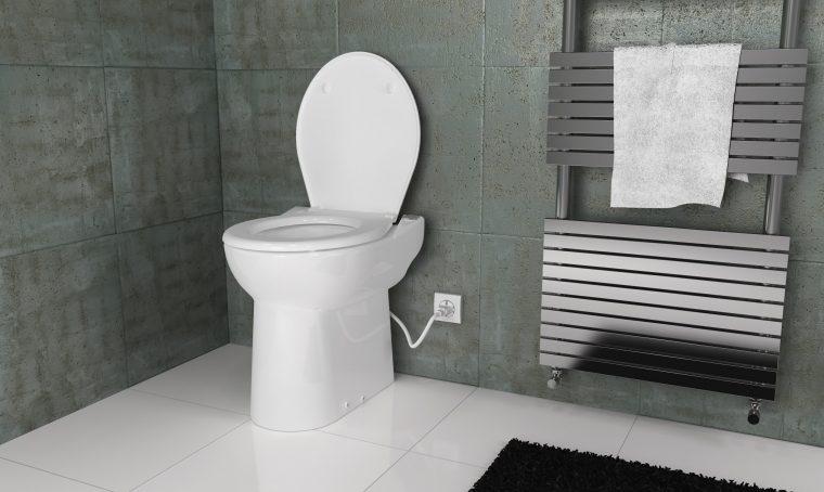 Sanicompact di Sanitrit, il wc che 'crea' un bagno nuovo e super-efficiente