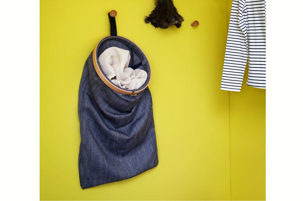 Porta Piante Da Balcone : Fai da te il sacco portabiancheria casafacile