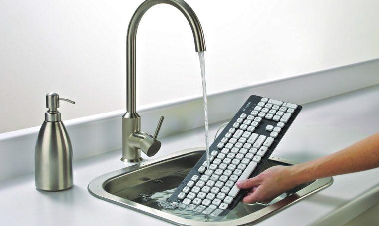 Come pulire il computer e la tastiera