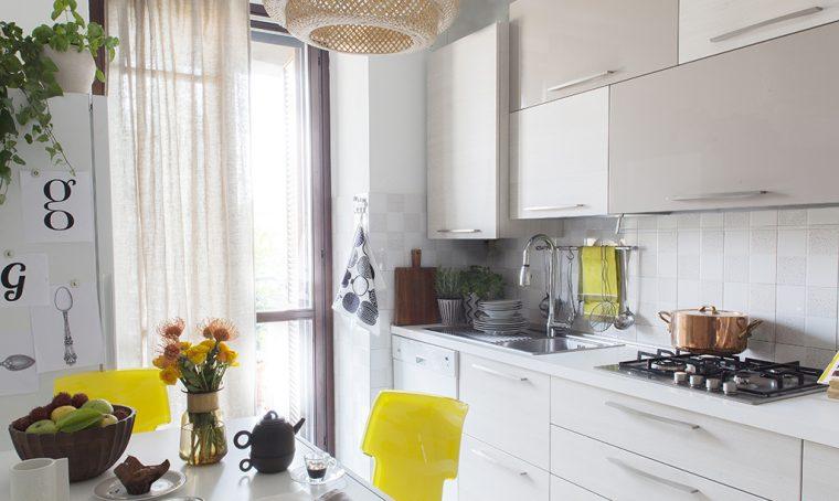 Cambiare la cucina e recuperare spazio