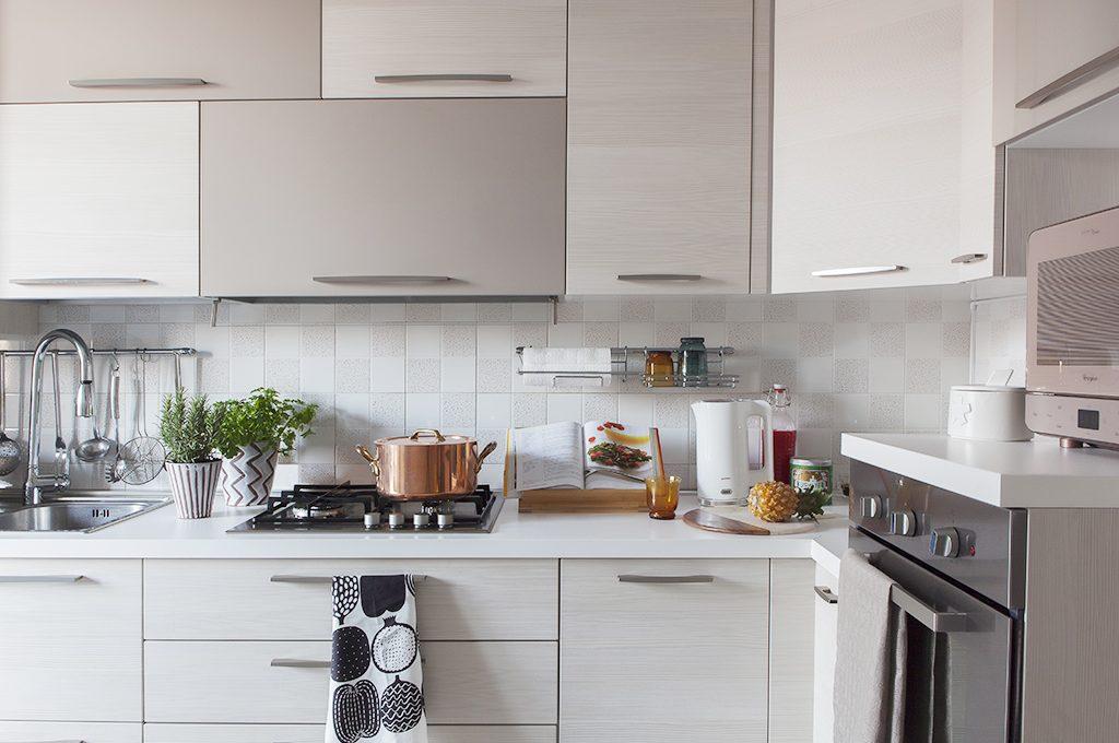 Cambiare la cucina e recuperare spazio - CASAfacile