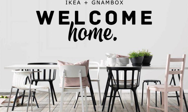 Ikea: metti in tavola l'essenzialità