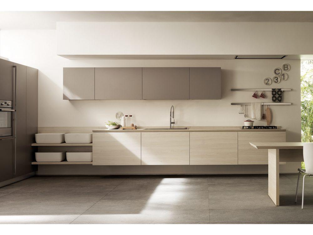 Scavolini: la cucina disegnata da Nendo