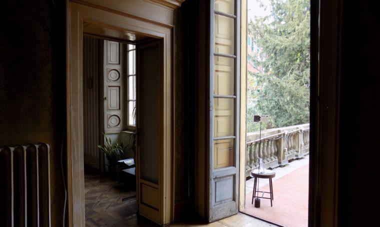 L'antico appartamento riaperto dai giovani creativi