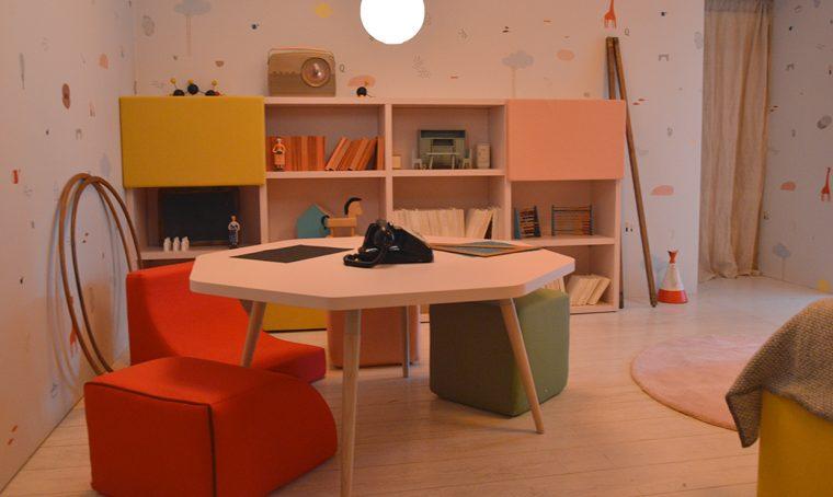 Design a misura di bambini da Nidi