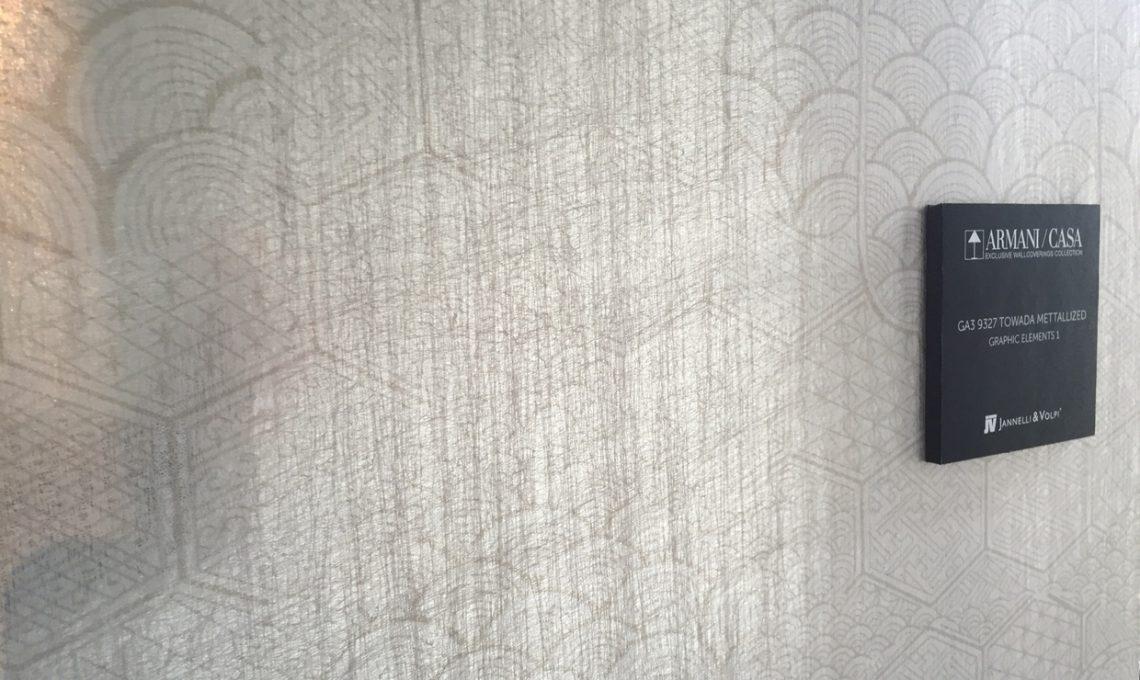 Carta Da Parati Giorgio Armani.Il Santuario Della Carta Da Parati Casafacile