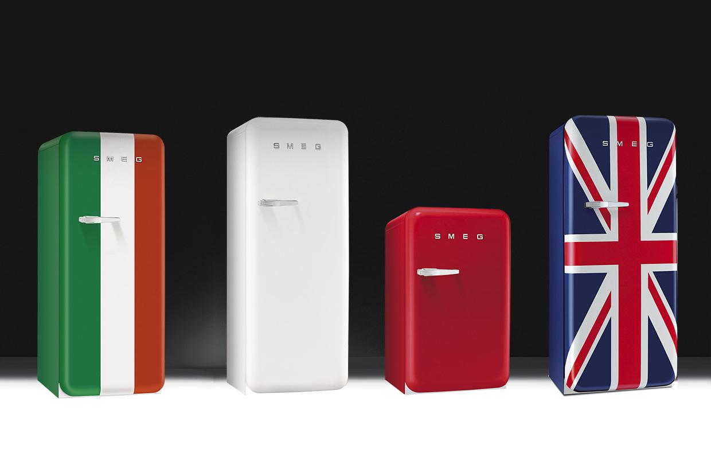 Frigo Smeg Anni 50 Piccolo frigorifero smeg fab, icona del design - casafacile