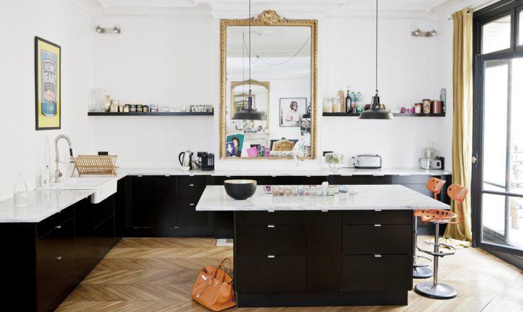 Arredamento classico: il bello del nero