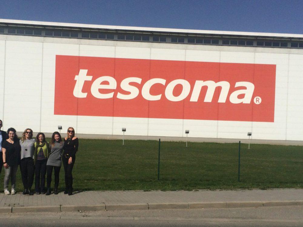 In visita alla fabbrica di Tescoma